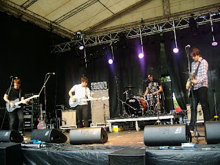 28.05.2012 Essen - 30. Pfingst Open Air Werden: Cloud Nothings