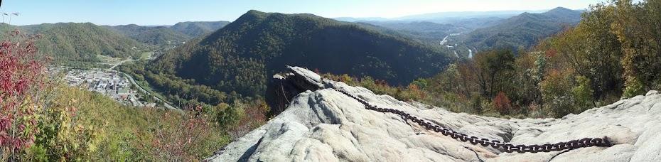 Chain Rock in Pineville Kentucky!