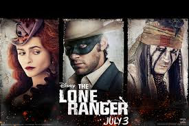 The lone ranger movie film 2013 - sinopsis