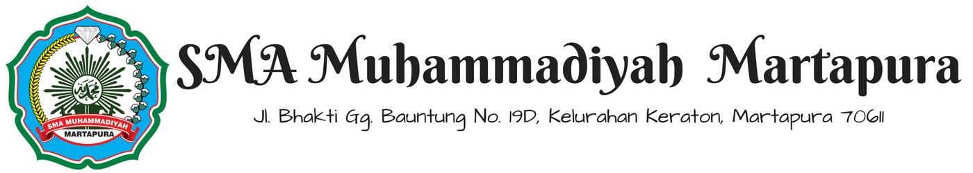 SMA MUHAMMADIYAH MARTAPURA
