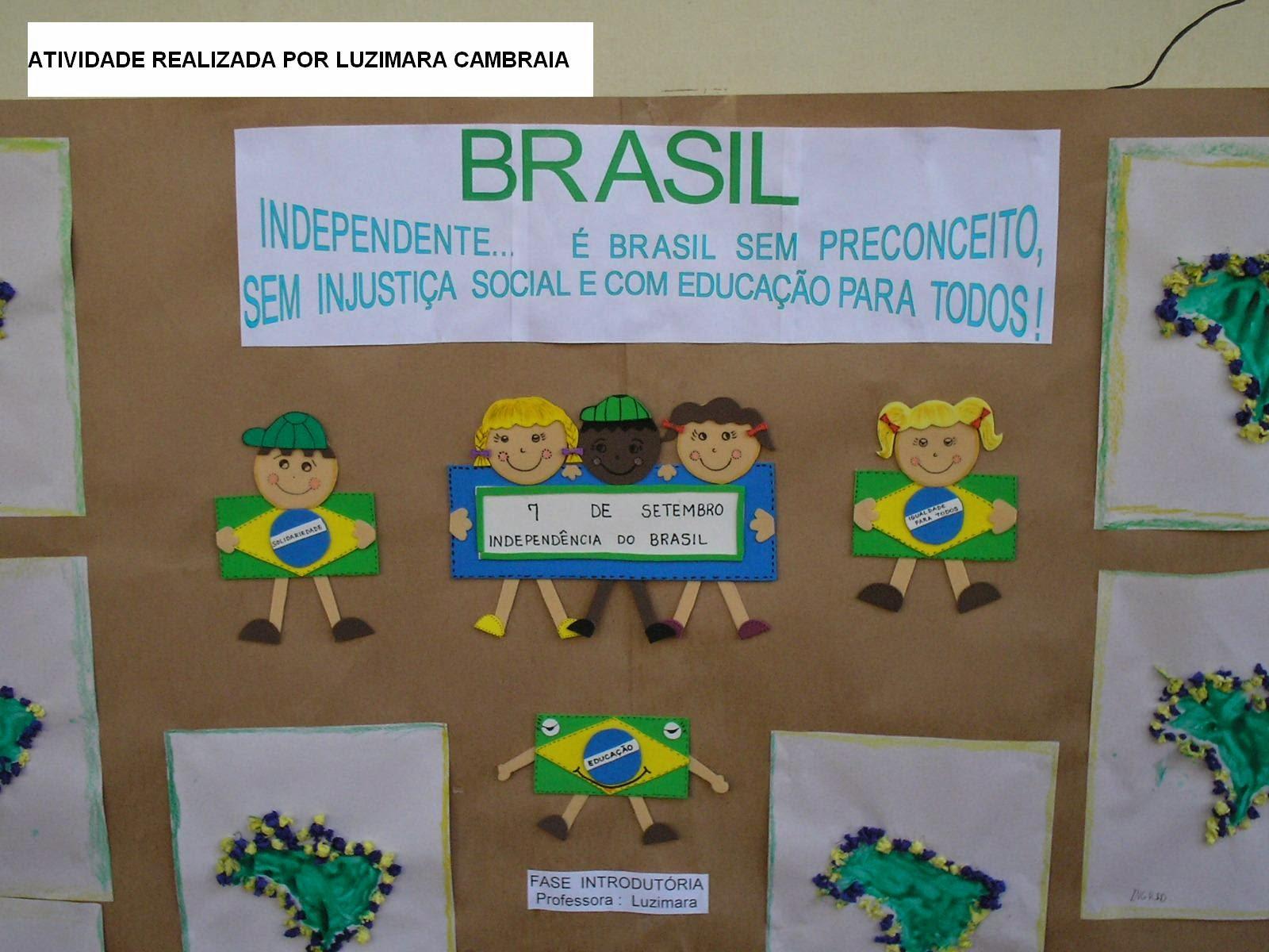 murais de 7 de setembro independ ncia do brasil viver