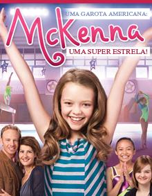 Uma Garota Americana: McKenna Super Estrela – Dublado (2012)
