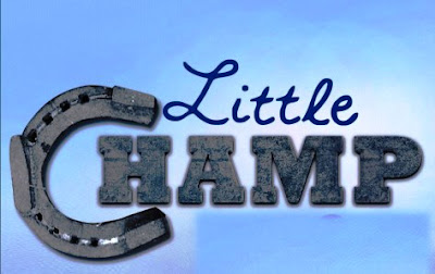 Little Champ logo (title card)