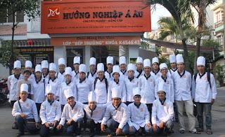 Trường dạy nghề đầu bếp ở Sài Gòn