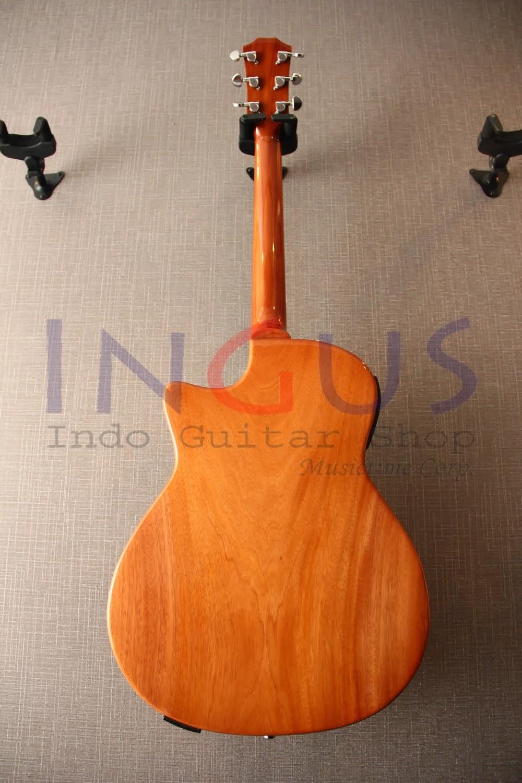 Jual Gitar Taylor T5 Mahogany Custom