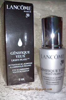 Lancome Genifique Yeux Light-Pearl