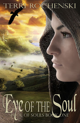 Cover Reveal: Eye of the Soul (Pool of Souls #1) by Terri Rochenski