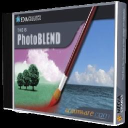 PhotoBlend 3D 1.5.1 لدمج الصور واخراجها بمظهر ثري دي