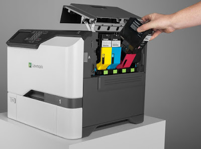 The CS720/CS725 printer.