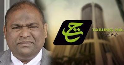 Azeez Abdul Rahim Enggan Letak Jawatan Sebagai Pengerusi Tabung Haji Walaupun Didesak