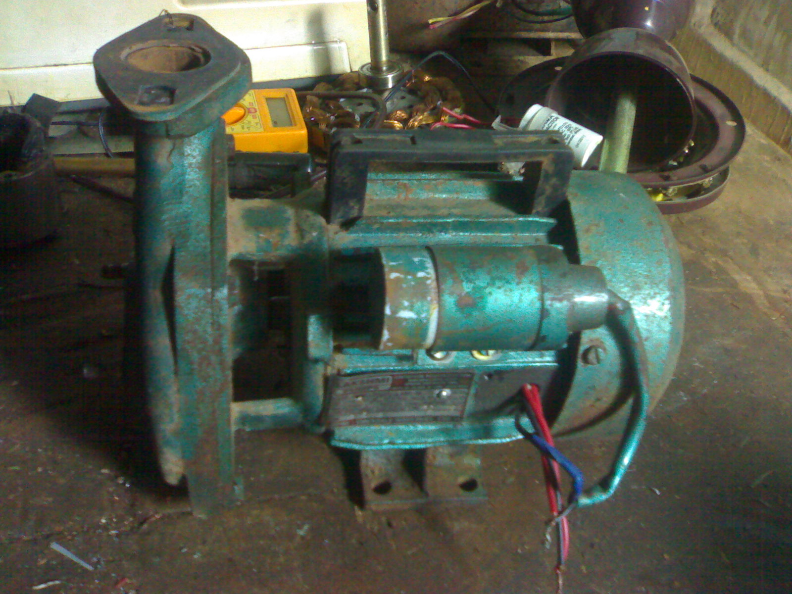 Electronics And Electricals 0 5 Hp Motor Rewinding