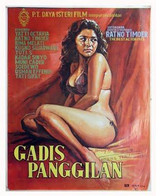 Poster Film Indonesia Jaman Dulu Masuk Gan