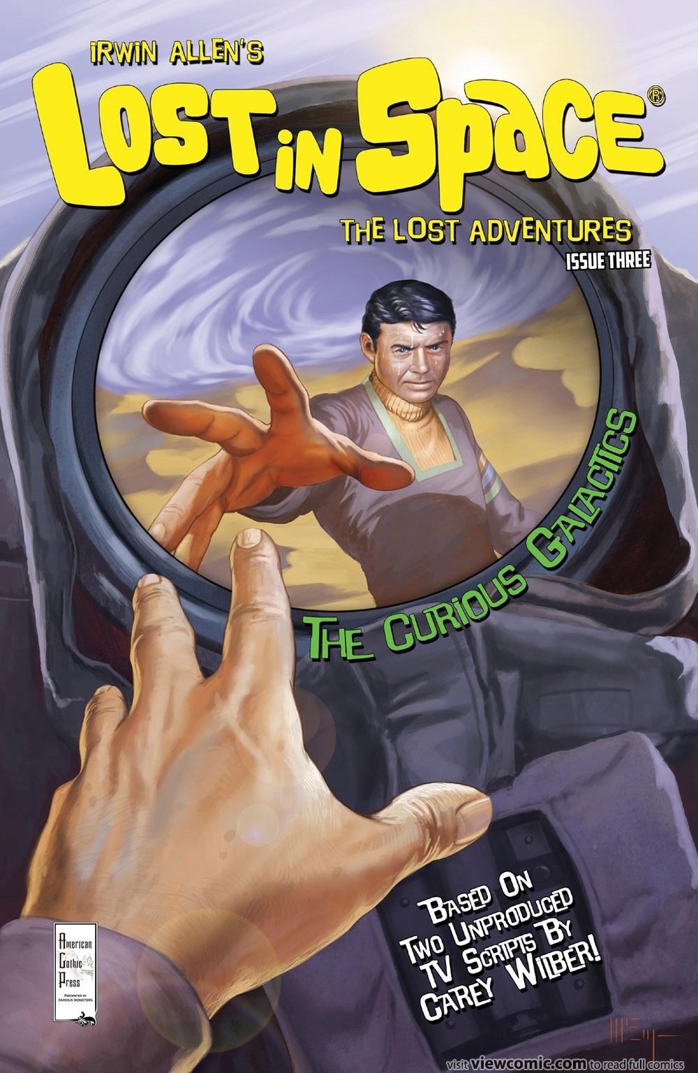 Irwin Allen's Lost in Space – The Lost Adventures
