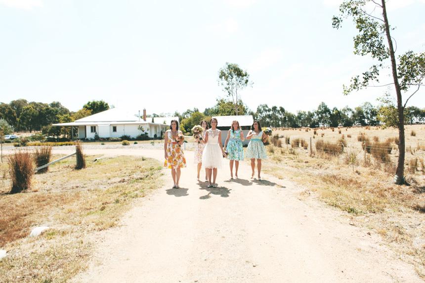 farm wedding victoria