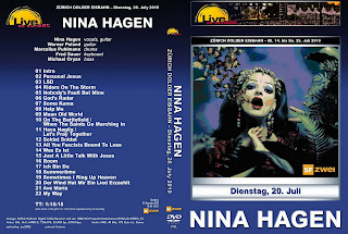 Nina Hagen - 2010-07-20 - Zurich, Switzerland (DVDfull pro-shot/mp3) REPOST
