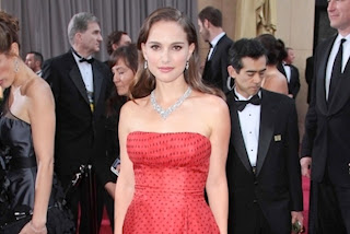 Natalie Portman Beautiful Actress 2012