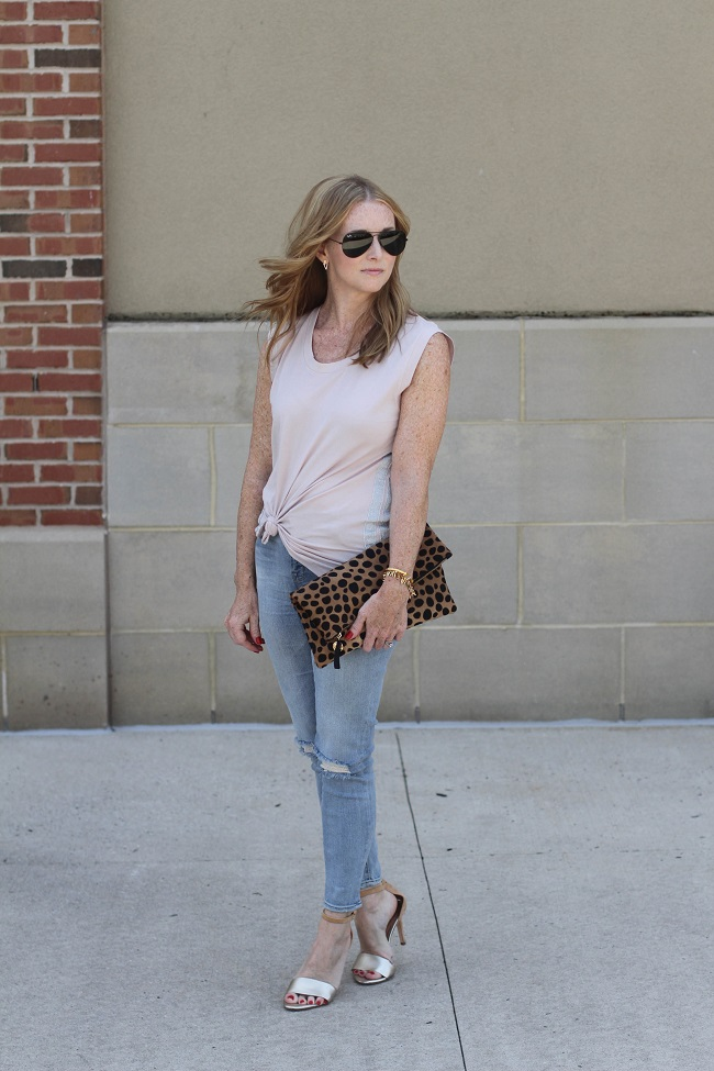jbrand jeans, clare v clutch