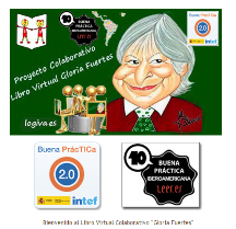 Proyecto colaborativo Libro Virtual GLORIA FUERTES