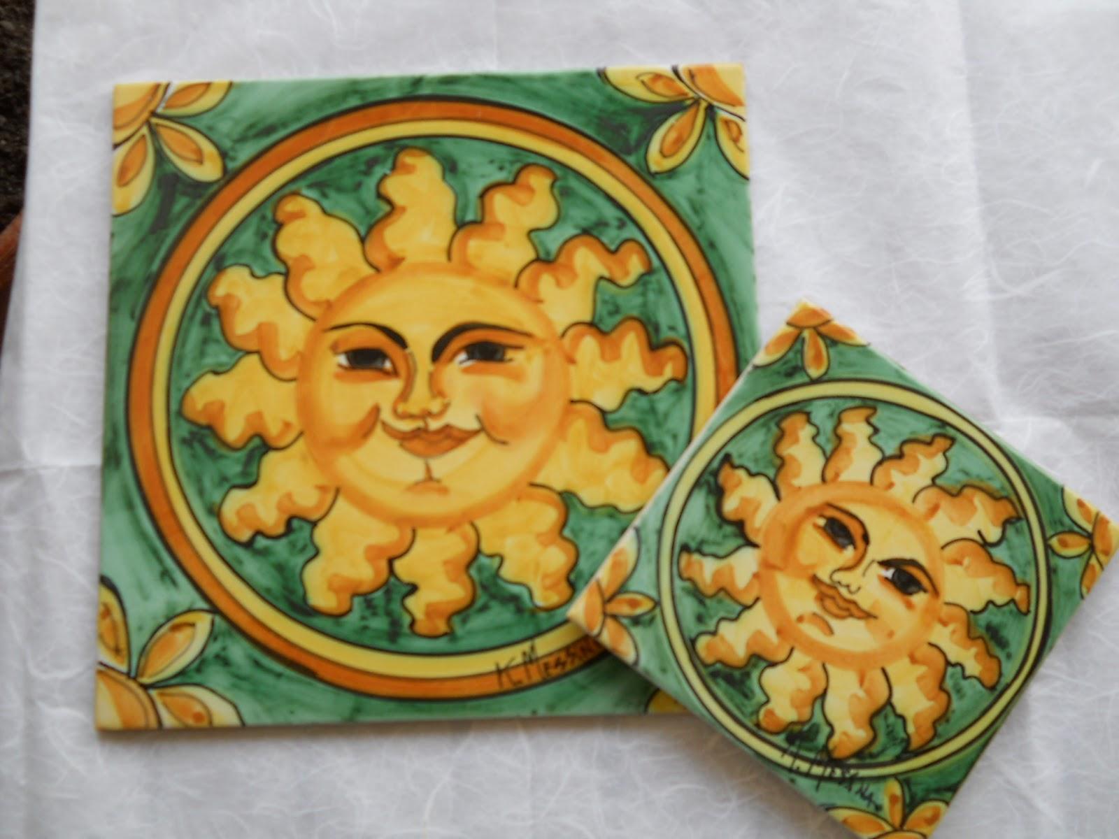 Ceramiche e dintorni giugno 2011 for Piastrelle 25x25