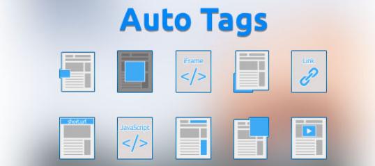auto tags, nueva herramienta afiliacion de adjal
