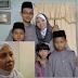 SEDIH DAN PILU : Luahan Rasa Hati Isteri Dan Anak Pramugara Kanan MH370...