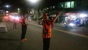 Jaga Kondusifitas Malam Takbiran, PAC PP Bogor Utara Terjunkan Pasukan Untuk PAM Ketupat 2020