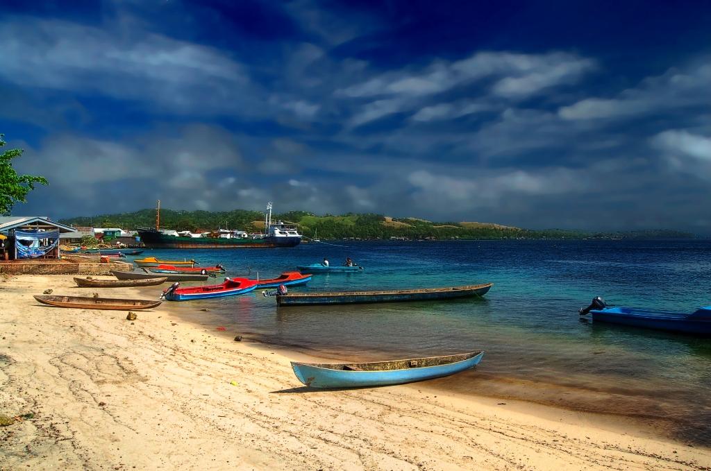 Solomon Adaları Uçak Bileti Al