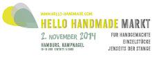 2. November 2014 // marga.marina beim hello handmade Markt in HH