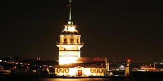 Kız Kulesi Twitter Kapak Fotoğrafı
