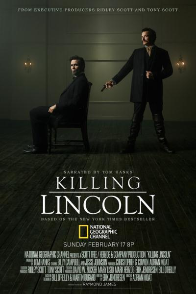 Killing Lincoln (2013) 720p WEB-DL 625MB