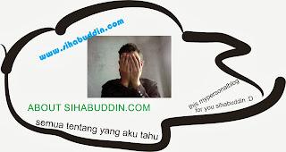 About sihabuddin.com