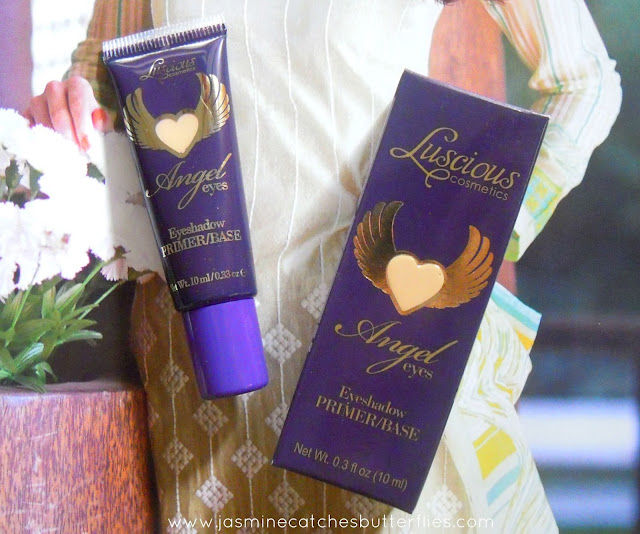 Luscious Angel Eyes Eyeshadow Primer