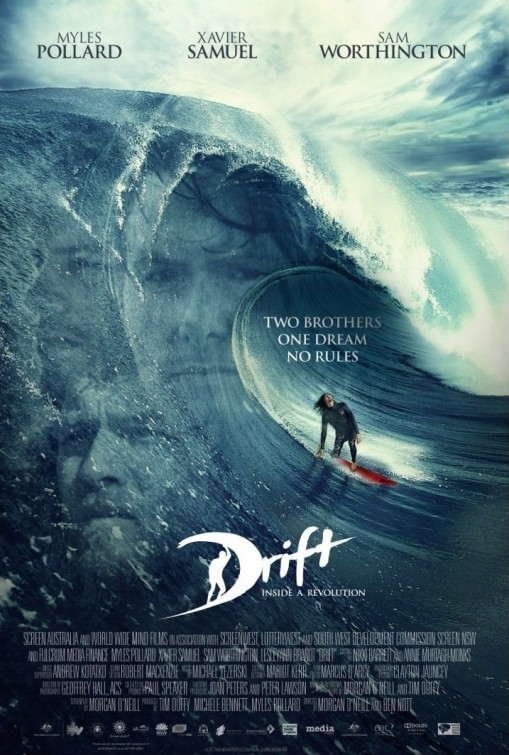 Drift (Legendado) BRRip RMVB