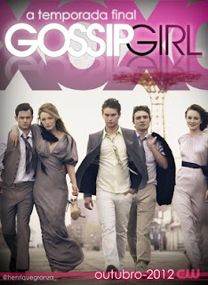 ggs06 Gossip Girl S06E08   HDTV AVI + RMVB Legendado