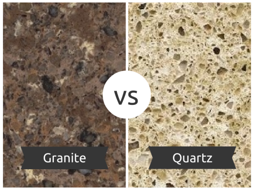 Pics For Quartz Countertops Vs Granite