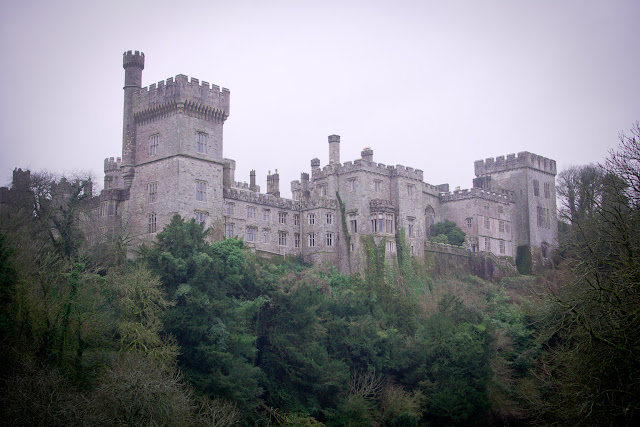 Castle in Lismore, Waterford