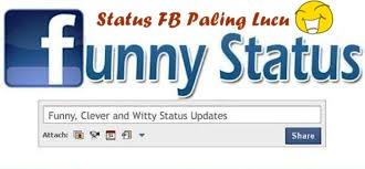 Kumpulan Status Facebook Paling Lucu dan Gokil