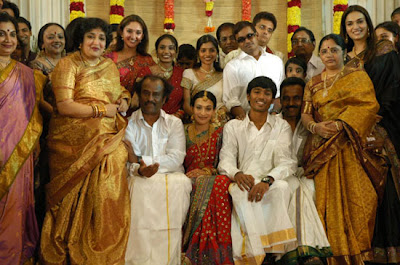 Dhanush's  Wedding