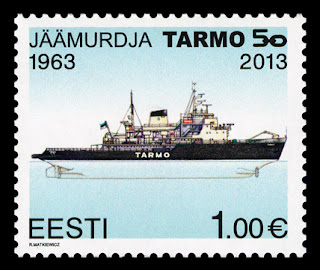 50th ANNIVERSARY OF THE ICEBREAKER , TARMO