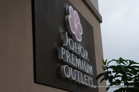 Johor Premium Outlets ....