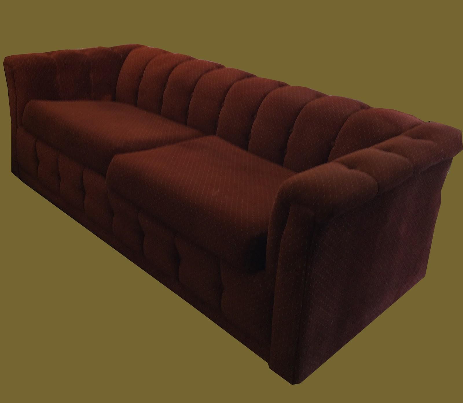 Vintage Sleeper Sofa   $175 $125 SOLD