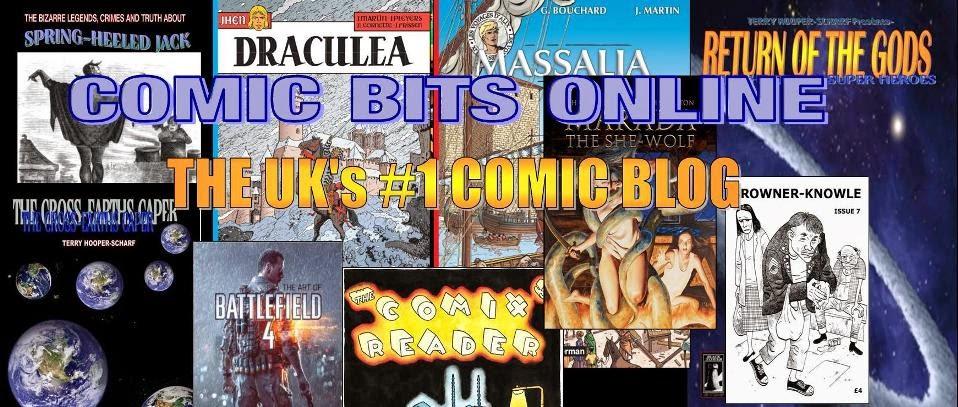 Comic Bits Online