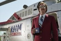 Anchorman 2 Film - The continuing on-set adventures of San Diego's top rated newsman.