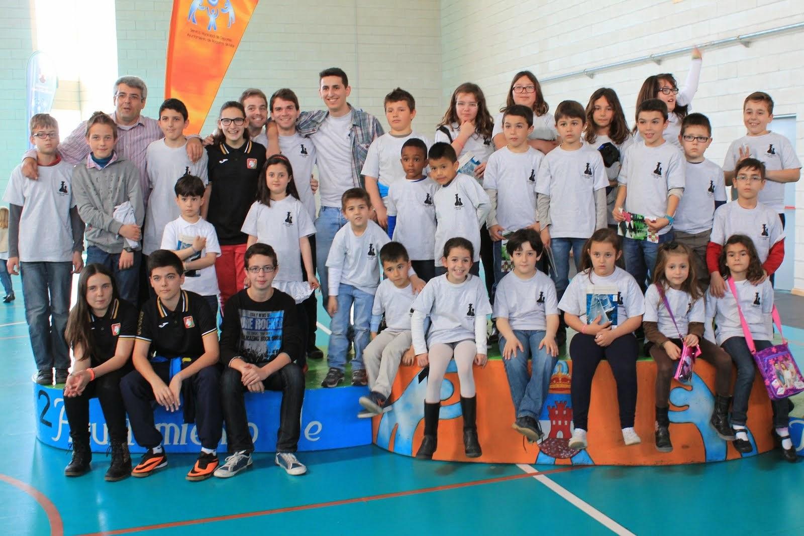 CLUB AJEDREZ VICAR