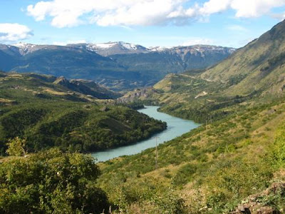 Endesa inundara la Patagonia chilena