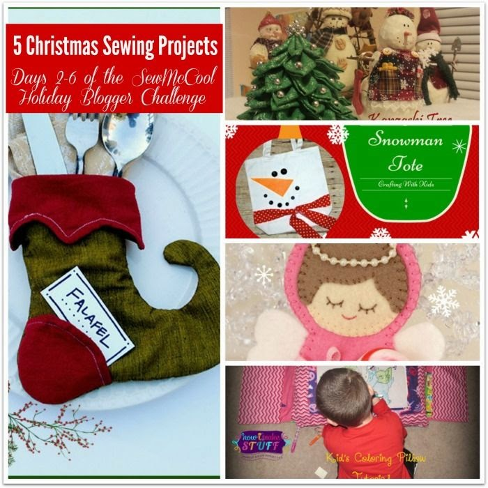 5 of 28 awesome tutorials -- vote for your favorite at Sew McCool