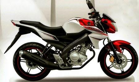Yamaha New Vixion Lightning