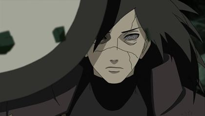 อุจิวะ มาดาระ (Uchiha Madara) @ Naruto