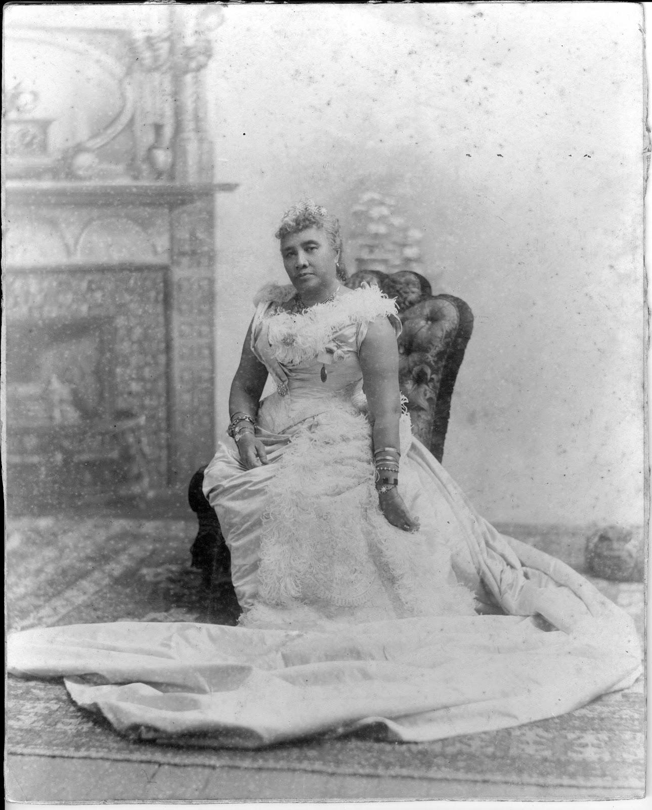 Queen Kamamalu