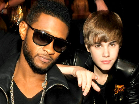 Justin Bieber Usher on Usher And Justin Bieber   Wallpaper Barcelona Fc